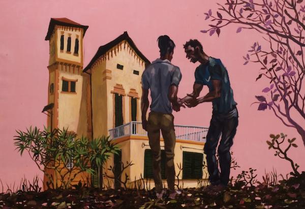 I siciliani Bazan, Di Piazza, Lauretta e Di Marco in mostra a Noto