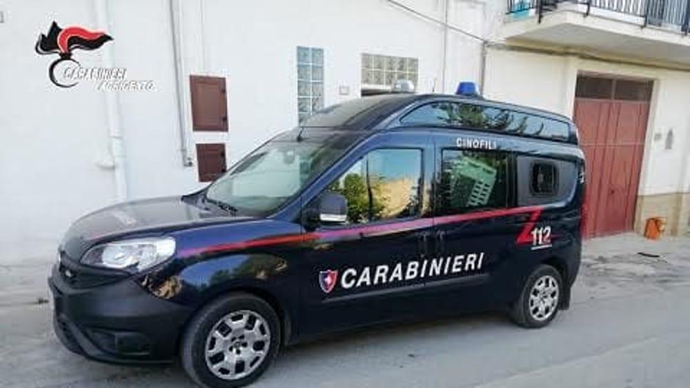 Spaccio di droga a Ribera, 4 arresti nell'operazione 'Bazar'