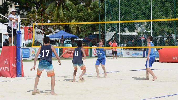 San Vito Lo Capo, cominciati i Mondiali studenteschi di beach volley