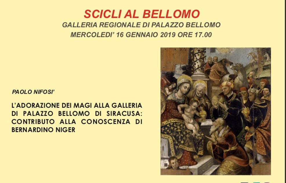 Siracusa, alla Galleria Bellomo si presenta libro sulla storia di Scicli
