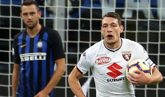 Parità tra Inter e Torino, goleada della Fiorentina contro il Chievo