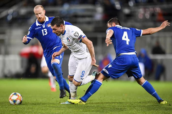 Euro 2020, nona vittoria di fila per gli azzurri: calata la cinquina al Liechtenstein