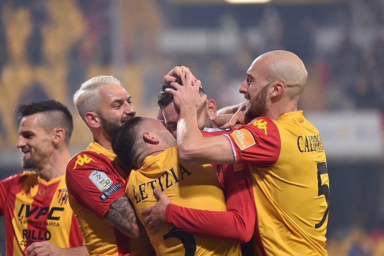 Trapani colabrodo a Benevento, gara senza storia:  i granata incassano  una cinquina