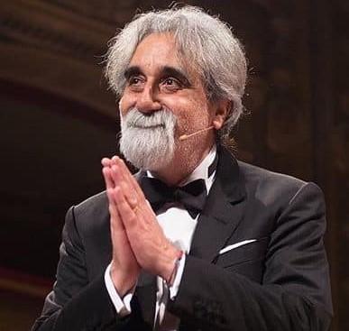 """Sanremo e l'atmosfera """"lunare"""" dell'Ariston. Parla Peppe Vessicchio, la bacchetta più famosa del Festival"""