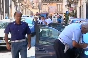 Sparatoria a Catania, romeno ferito con quattro colpi di pistola
