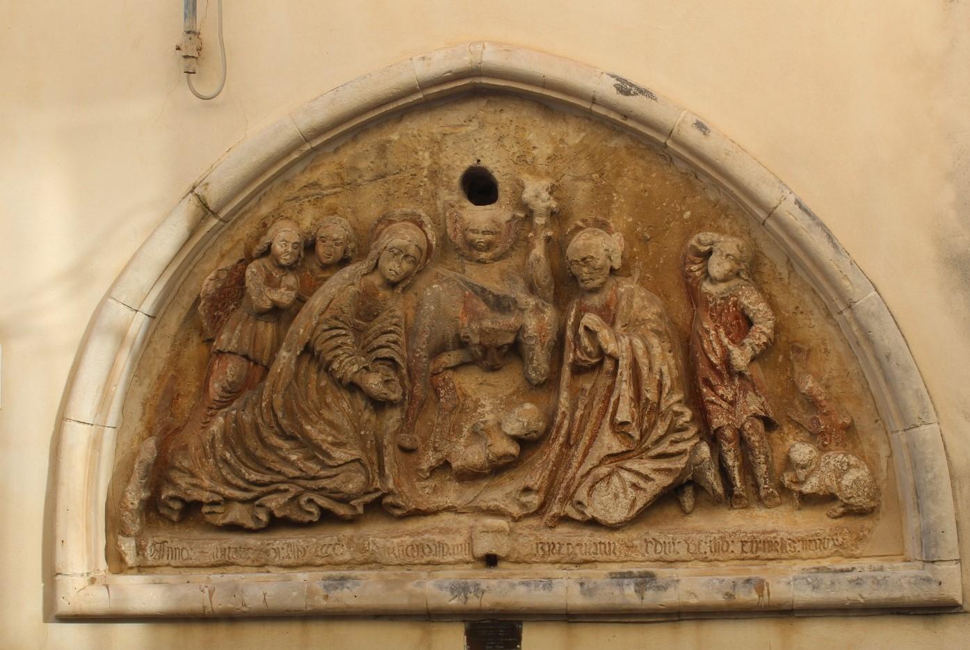 """Modica, sarà restaurata la """"Lunetta del Berlon"""" vicino alla chiesa di Santa Maria"""
