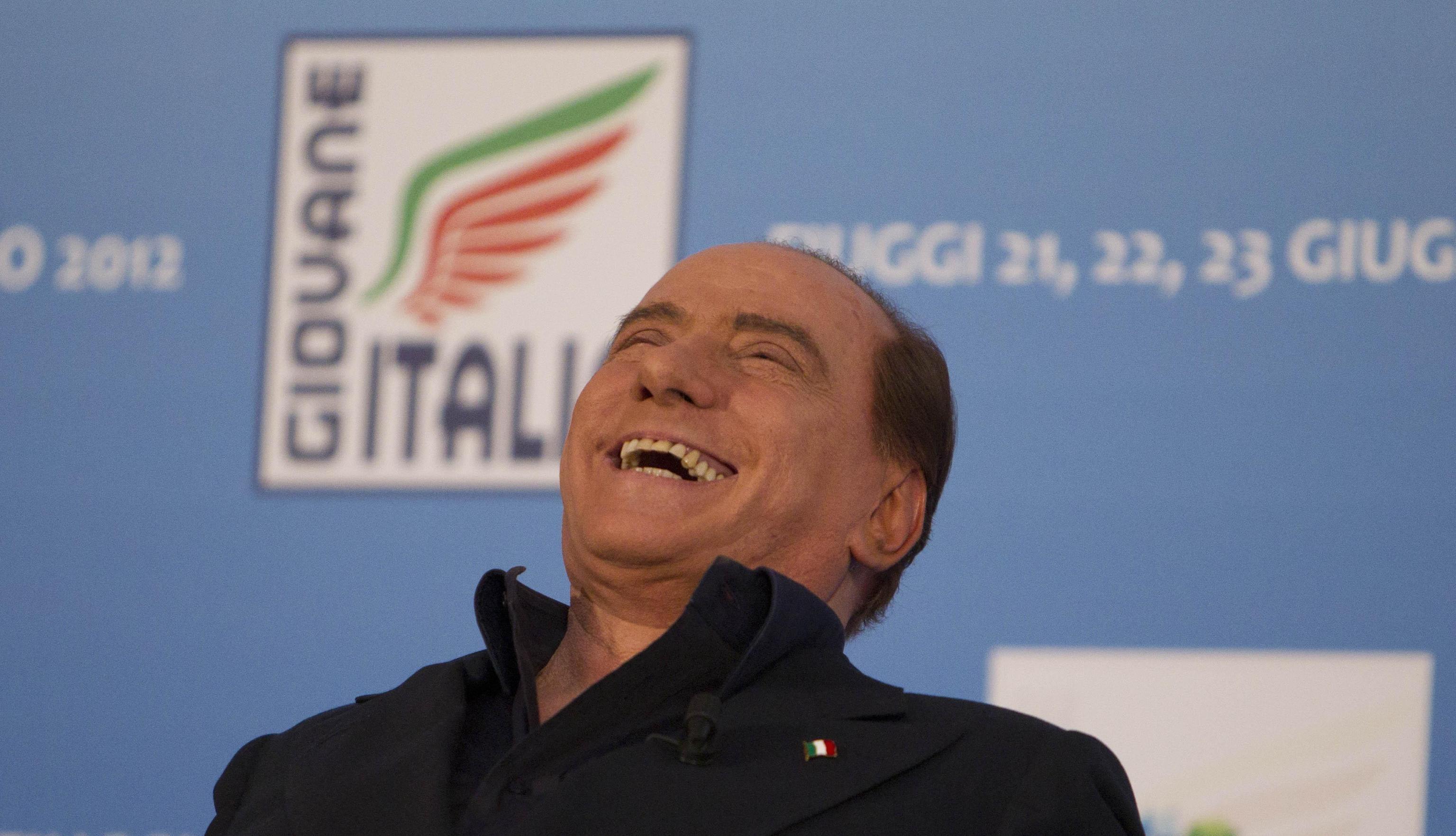Berlusconi parla a Catania: Ponte, Casinò a Taormina e Piano Marshall