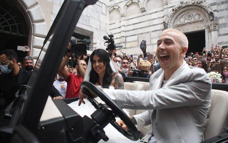Europei, Bernardeschi si sposa con ex Grande fratello: gli azzurri in vacanza