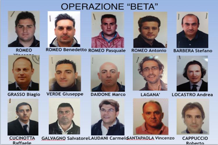 Operazione Beta a Messina, 19 condanne con il rito abbreviato