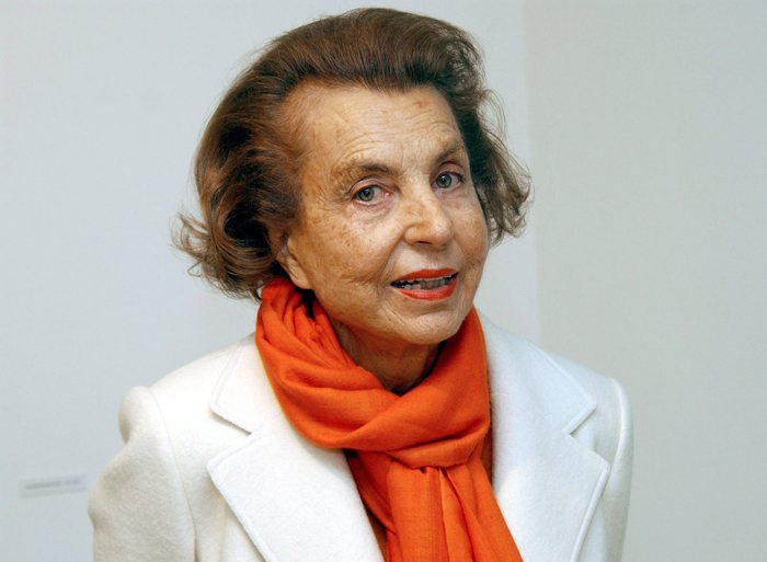 Morta Liliane Bettencourt, presidente dell'Oreal