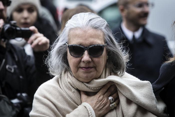 Roma, arresto cardiaco per Laura Biagiotti