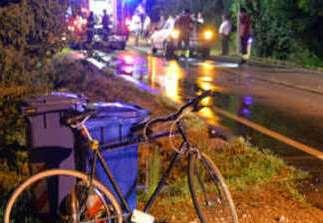 Suv travolge un ciclista nel tratto di Agnone Bagni: morto sul colpo