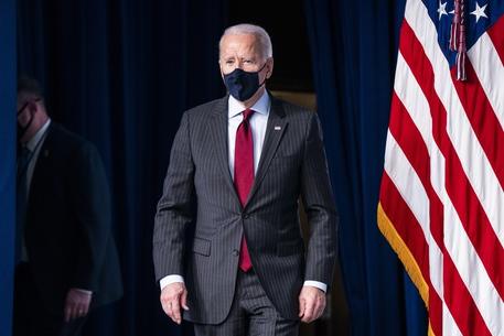 """Covid, Biden: """" Bilancio straziante quello di 500 mila morti"""""""