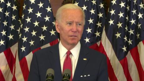 Usa, sondaggio Cnn sulle Presidenziali Joe Biden avanti su Trump di 14 punti