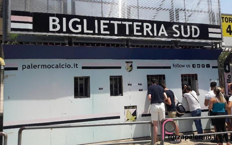 Già venduti 6000 biglietti a Palermo per la gara contro il Cittadella