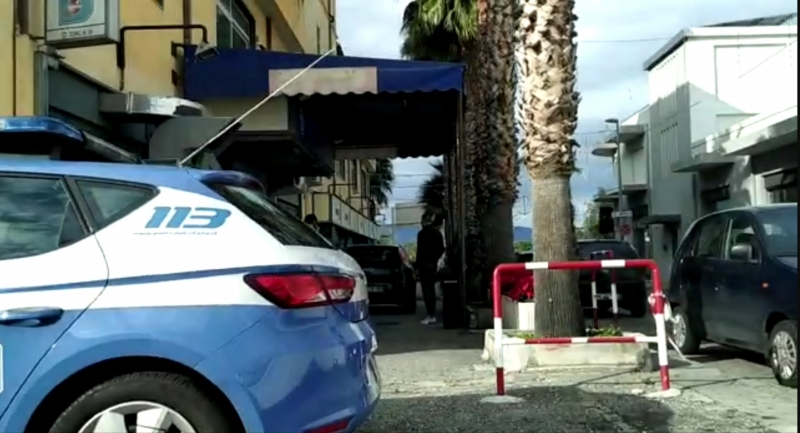 Rapinato il direttore della Sala Bingo di Archi a Reggio Calabria: bottino 40 mila euro