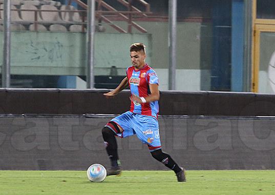 Al Catania basta un gol per battere il Rende ma è stata una partita sofferta
