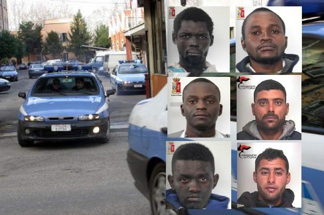 Messina, immigrati: fermati 9 scafisti egiziani