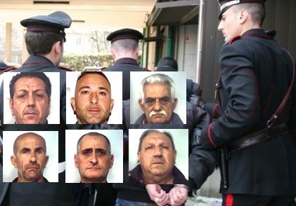 """Costretti a pagare il """"pizzo"""", 6 arresti per mafia a Palagonia"""