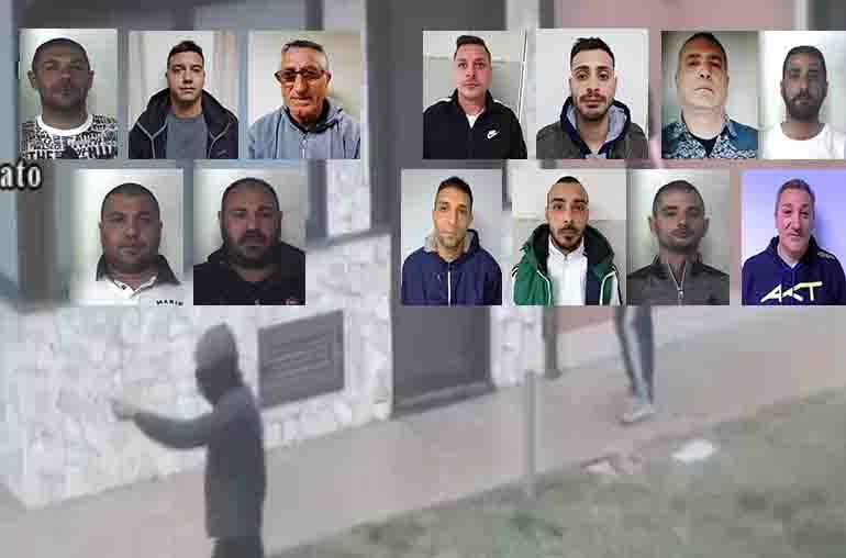 "Blitz antidroga ""Aretusa"" a Siracusa, 13 arresti nella notte"