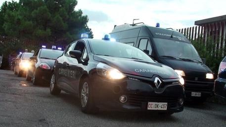 Droga, blitz dei carabinieri a Catanzaro: quattordici persone arrestate