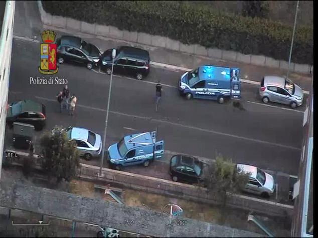 Blitz antidroga a Frosinone, scattano oltre 50 arresti