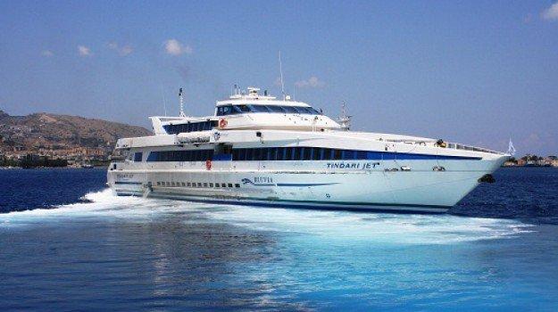 Trasporti, il 20 settembre ferme le navi veloci di Blu Jet per uno sciopero