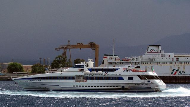 Messina, sciopero alla Blujet: disagi per gli utenti sullo Stretto