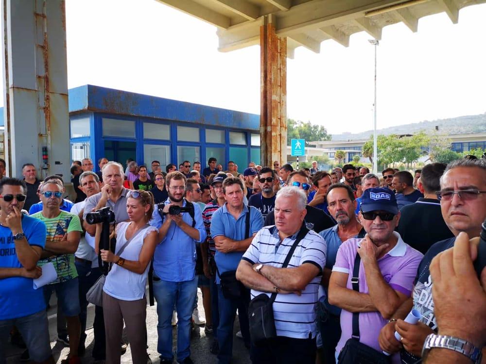"""Blutec, Orlando: """"Patuanelli convochi al più presto gli interlocutori"""""""