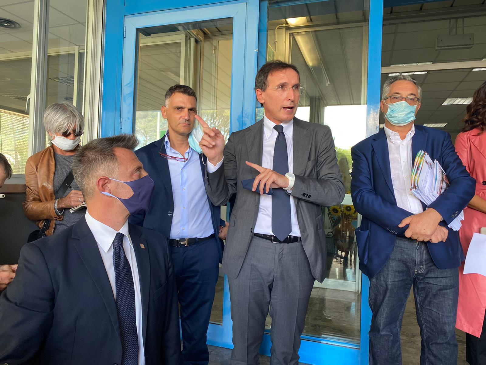 """Il ministro Boccia a Carini: """"Statuto Siciliano da rivedere, adeguarlo ai tempi"""""""