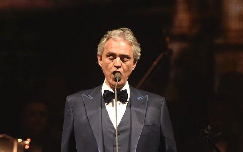 Andrea Bocelli raddoppia concerto al Teatro Antico di Taormina