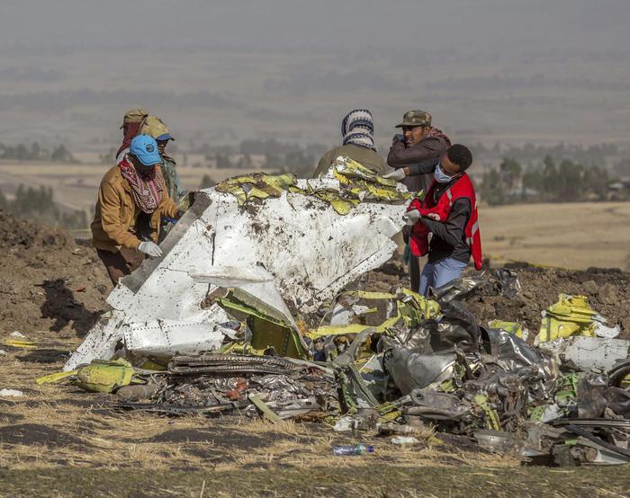 Usa, sms choc: dipendenti Boeing conoscevano i difetti del 737 Max