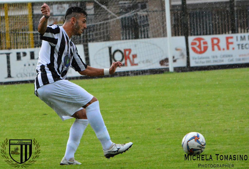 La Leonzio si arrende al Siena nella prima di Coppa: i bianconeri subiscono 2 gol