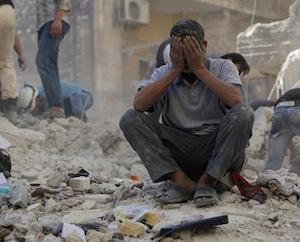 Siria, coppia con tre bambini uccisa all'alba
