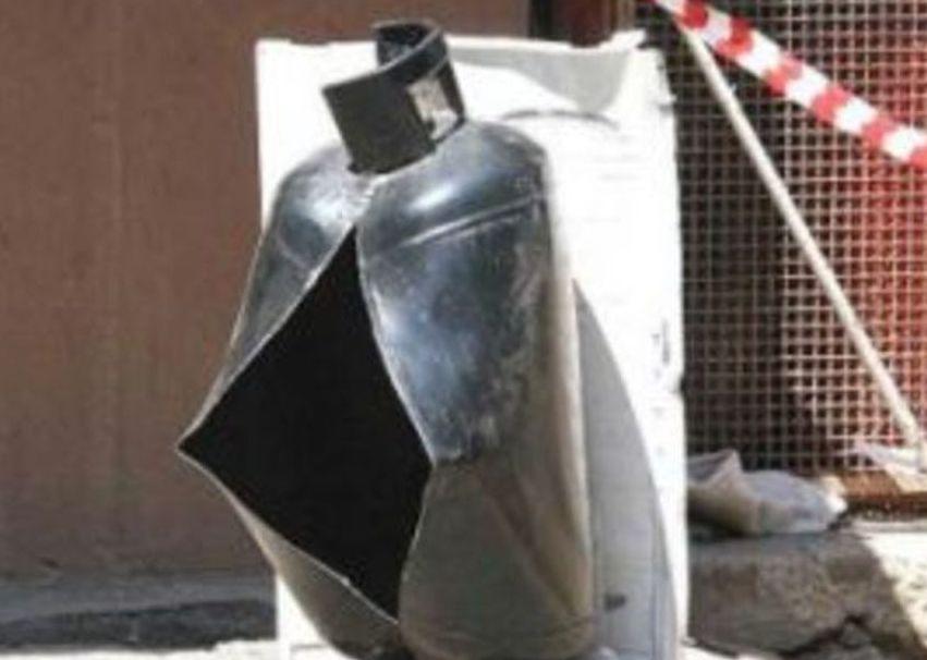 Esplode una bombola di gas a Partinico: ustionato il proprietario