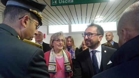 """Bonafede a Caltanissetta: """"Legge spazzacorrotti? Grave non applicarla in Sicilia"""""""