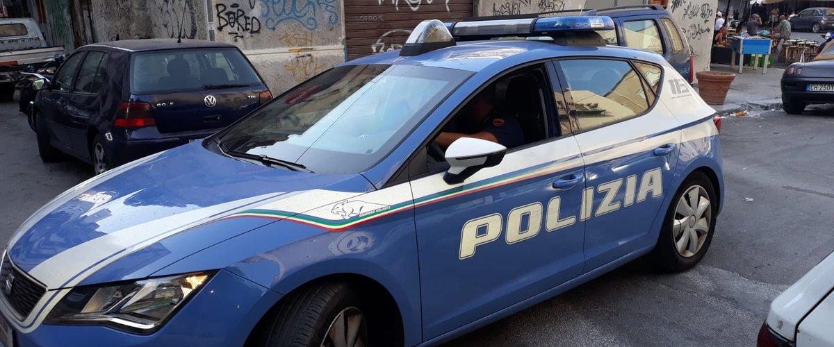 Ragazza 28enne arrestata a Palermo per una rapina