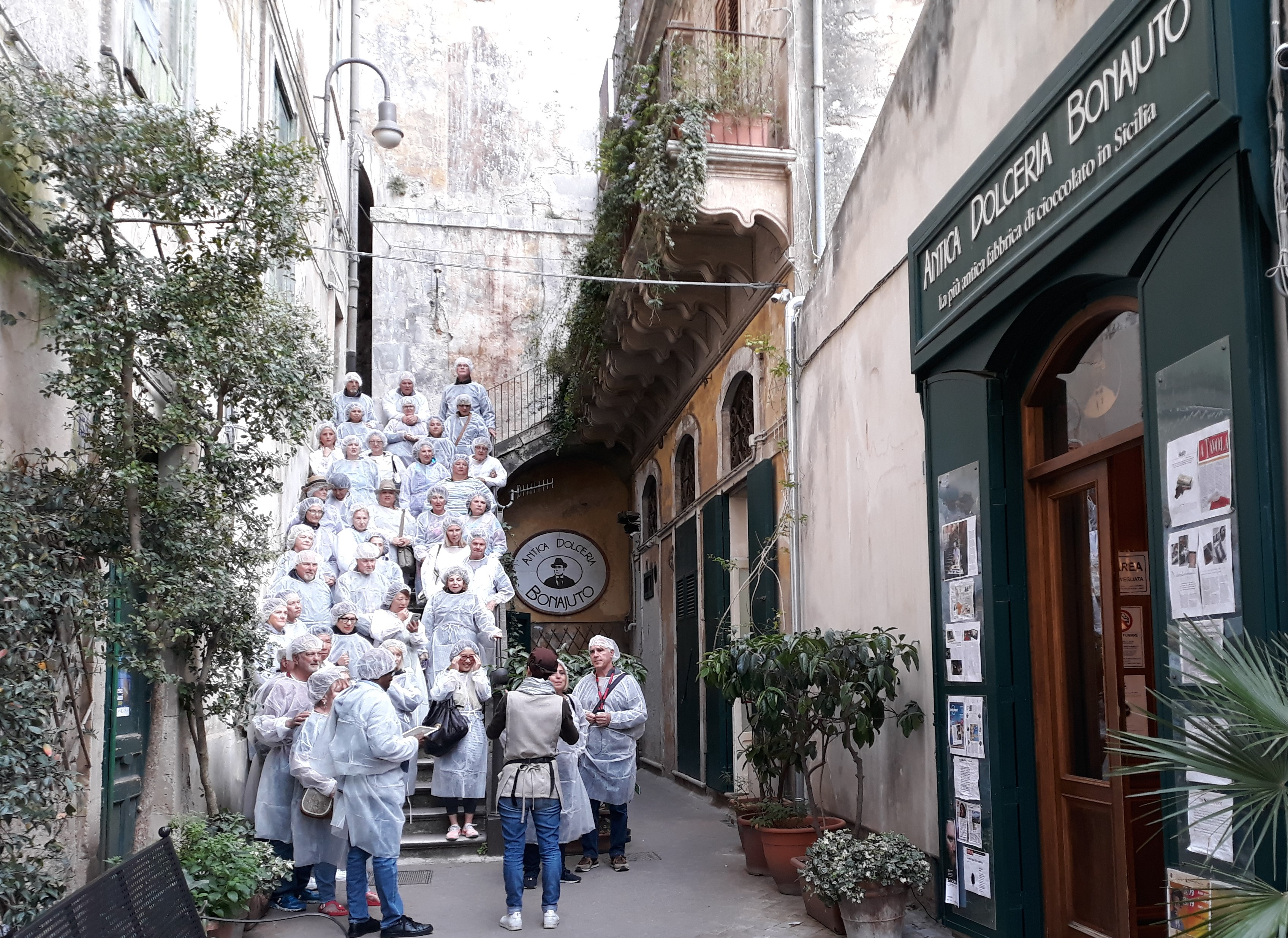 Modica, turismo esperienziale: Antica Dolceria Bonajuto all'avanguardia