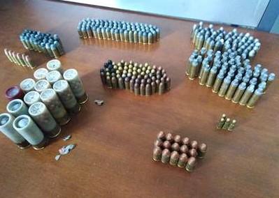 Catania, Commissariato Polizia Borgo Ognina: sequestrate munizioni