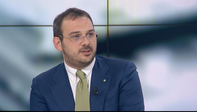 """Mafia,  Paolo Borrometi ospite della rubrica di TGCom24 """"Fatti e misfatti"""""""