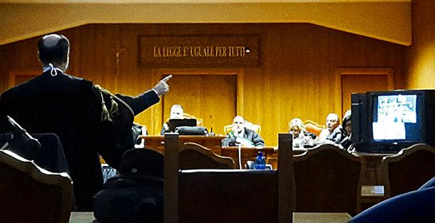Borsellino, ex pm Petralia risponde in aula a Caltanissetta