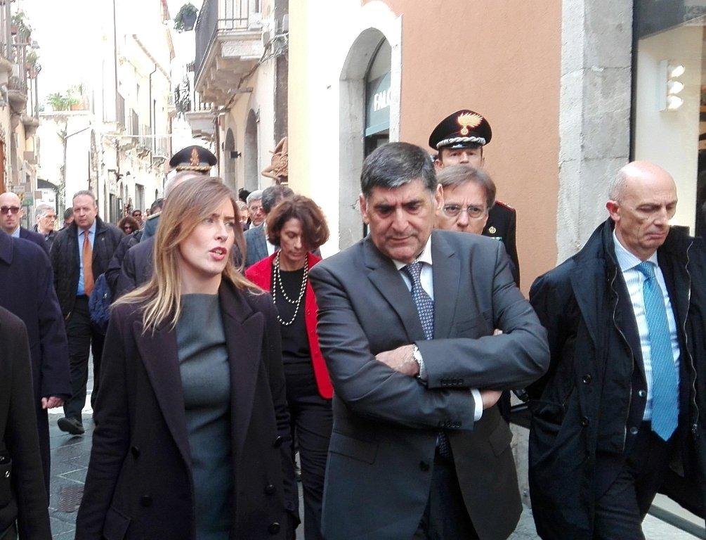 Pd, per Boschi c'è posto pure come capolista a Taormina