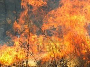 Bosco in fiamme a Piazza Armerina, esplodono due ordigni bellici