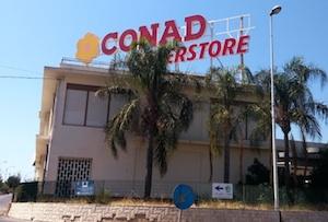 A rischio 80 posti di lavoro in due supermercati di Vittoria e Ragusa a marchio Conad