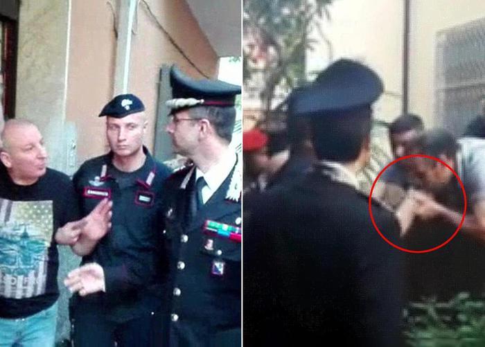 San Luca, indignazione per il baciamano al boss catturato