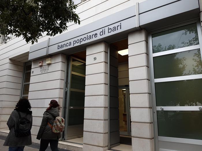 La Banca popolare di Bari in amministrazione straordinaria