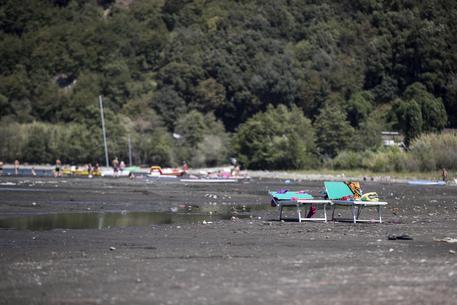 Siccità, sequestrate le pompe captazione al lago di Bracciano