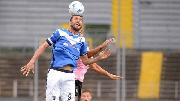 Il Palermo decimato dalle assenze resiste in trasferta a Brescia ( 0 - 0)