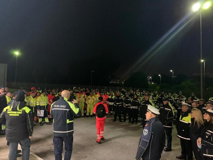 Brindisi, mezza città evacuata per disinnescare un ordigno bellico