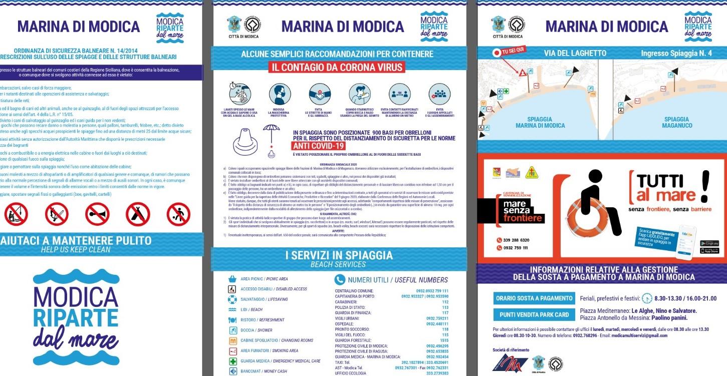 Modica, a Marina e a Maganuco da sabato 4 luglio al via i servizi per i disabili